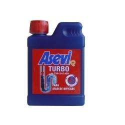 DESATASCADOR TURBO ASEVI 450 ML-UNID